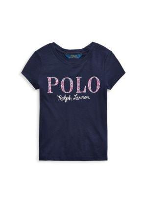 Little Girl's & Girl's Polo T-Shirt