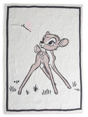 Kid's Disney Bambi Throw Blanket