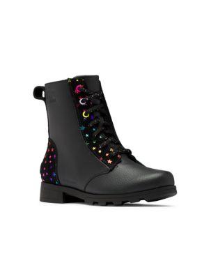Girl's Emelie Short Lace Boots