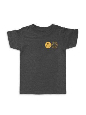 Little Boy's & Boy's Have A Rad Day Short Sleeve T-Shirt
