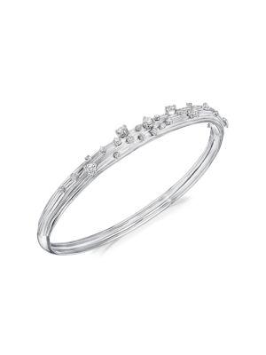 Luminus Bahia 18K White Gold & Diamond Bracelet