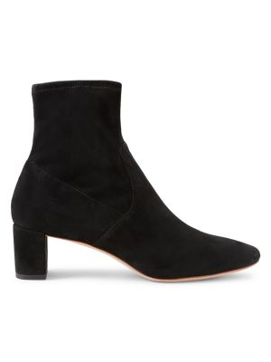 Cynthia Suede Ankle Boots