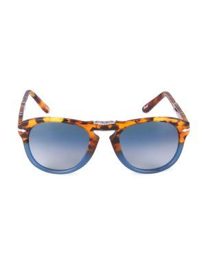 52MM Pantos Folding Sunglasses