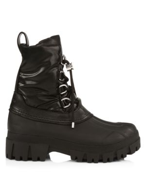RB Winter Lug-Sole Boots