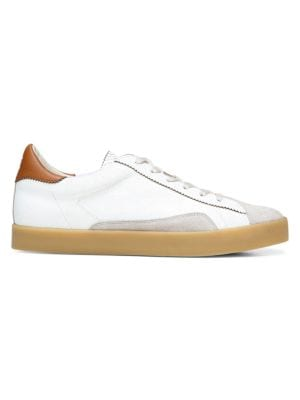 Prima Leather & Suede Sneakers