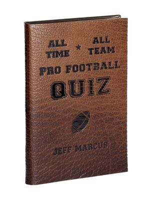 Pro Football Quiz Book
