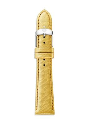 Saffiano Leather Watch Strap/20MM