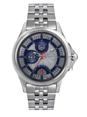 Dome Stainless Steel Watch