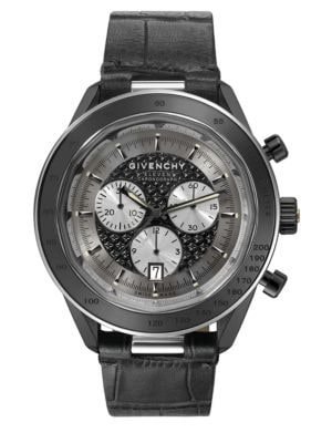 Eleven Stainless Steel Chronograph Watch