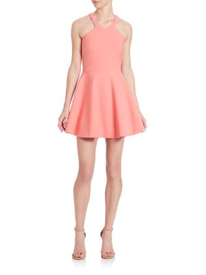Elizabeth and James - Sonya Mia Fit-&-Flare Dress