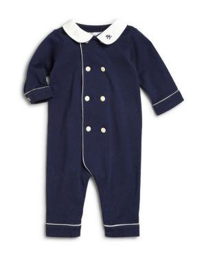 Baby Boy's Pima Cotton Coverall