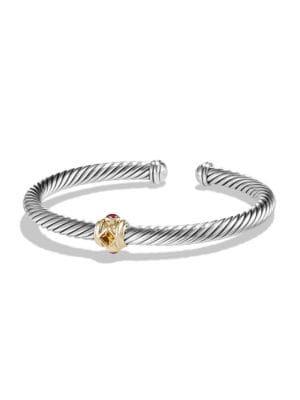 Renaissance Bracelet with 14K Gold