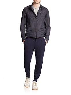 Moncler - Zip-Front Flight Jacket