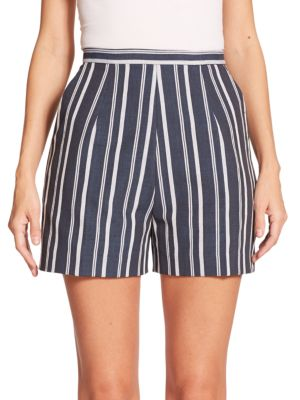 Lupo Striped Shorts