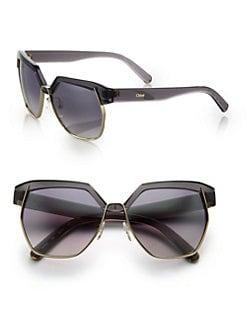 Chloé - 60MM Square Sunglasses
