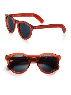 Classic 51MM Round Sunglasses