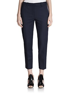 3.1 Phillip Lim - Cropped Straight-Leg Trousers