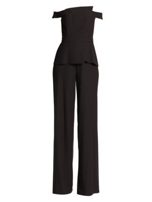 Lareina Off-The-Shoulder Jumpsuit