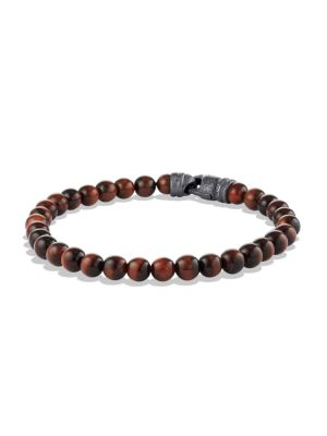 Spiritual Bead Tiger's Eye Bracelet