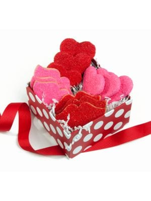 Hearts & Lips Cookie Assortment 0400086787579