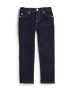 7 For All Mankind - Toddler Girl's Skinny Jeans