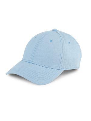 GENTS Linen Baseball Cap