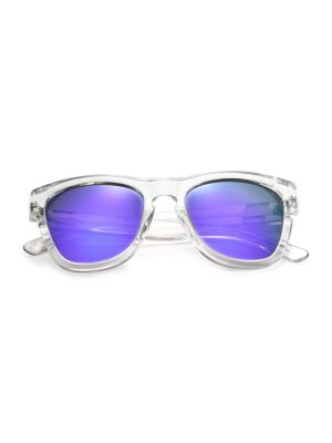 Pioneer Seven 53MM Square Sunglasses