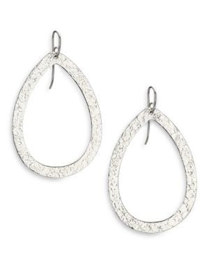 Paris Large Teardrop Earrings