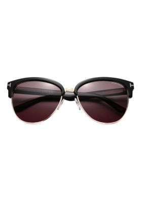 Fany 59MM Square Sunglasses