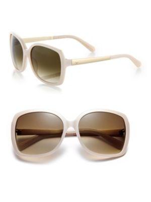 Darilynn 58MM Square Sunglasses