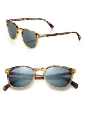 Finley 51MM Round Sunglasses