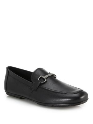 Nowell Leather Bit Loafers