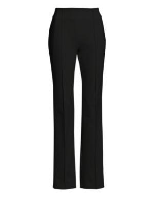 Tzella Straight-Leg Techno Pants