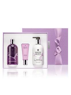 Molton Brown - Blossoming Honeysuckle & White Tea Body Indulgences Gift Set