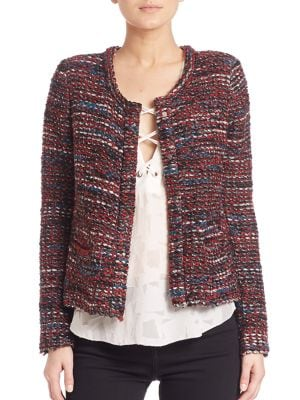 Carene Bouclé Jacket