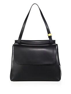 The Row Clothing Line Sale The Row Sidekick Leather Bag