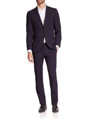 BOSS James Sharp Slim-Fit Virgin Wool Suit
