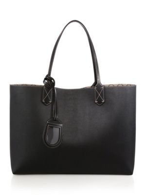 Reversible GG Medium Leather Tote