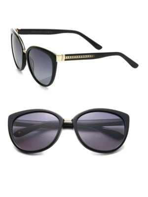 Danas 56MM Modified Cat Eye Sunglasses