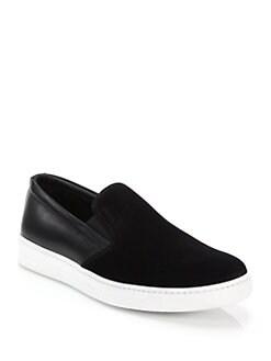 prada chain - Prada | Men - Shoes - saks.com