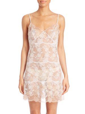 Chantilly Lace Chemise plus size,  plus size fashion plus size appare