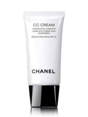 CHANEL CC CREAM Complete Correction Sunscreen Broad Spectrum SPF 50/1 oz.