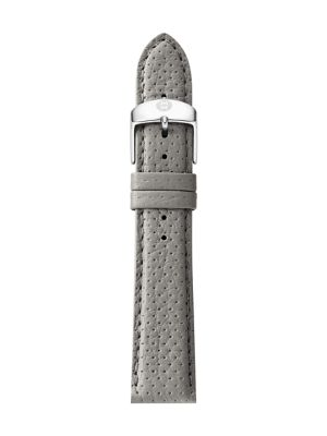 Urban Perforated Leather Strap/18MM