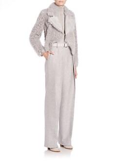 Akris - Kalgan Lamb Short Jacket