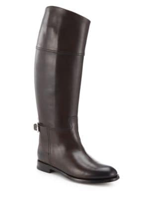Sallen Leather Riding Boots