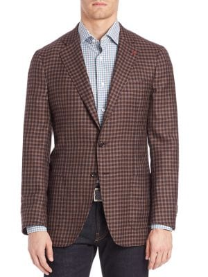 Checked Sportcoat