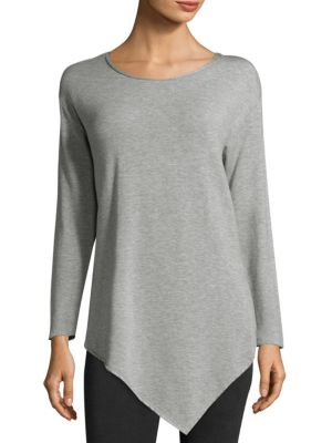 Soft Joie Tammy Asymmetrical Long Sleeve Top