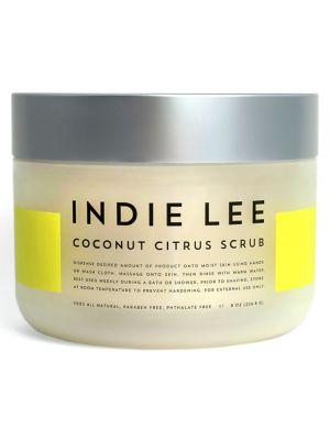 Coconut Citrus Body Scrub/8 oz.