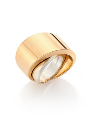 VHERNIER Tourbillon 18K Rose Gold Ring