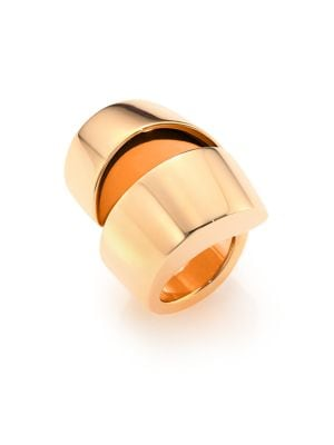Kiss 18K Rose Gold Ring